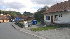 Fotografie Lokality měření